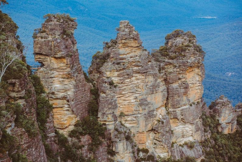 블루마운틴 국립공원 Blue Mountains National Park