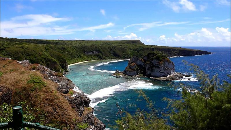 만세절벽(Banzai Cliff)