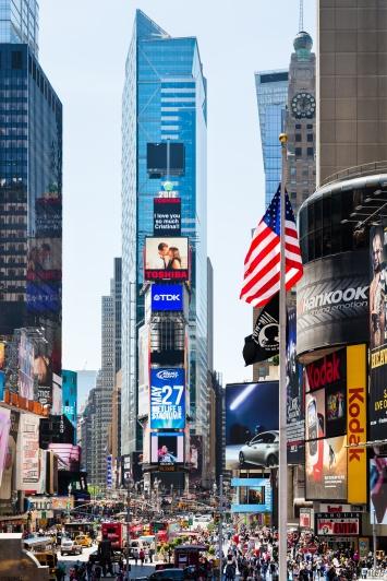 타임스 스퀘어  Times Square