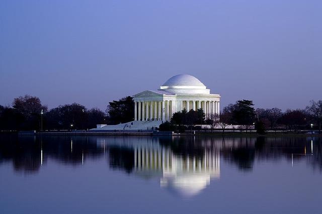토마스 제퍼슨 기념관 Jefferson Memorial