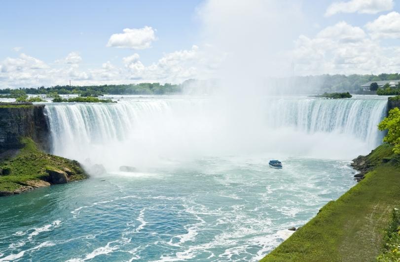 나이아가라 폭포(미국) Niagara Falls