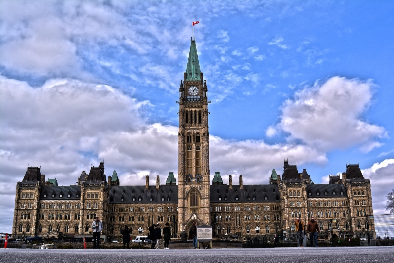 연방의사당 Parliament Hill