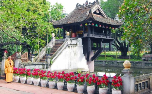 한기둥사원